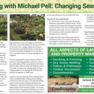 The Moorlander June 2018. Changing Seasons