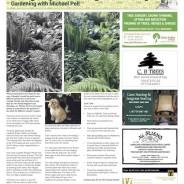 "The Moorlander – October 2018 ""A dog's eye view of garden design"""
